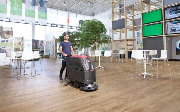 Viper AS 5160 Zemin Temizlik Makinası