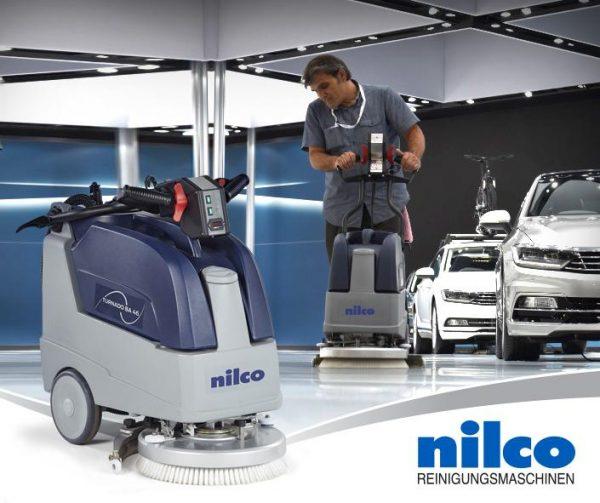 Nilco Turnado BA 46 Yer Yıkama Makinası